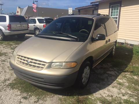 2000 Plymouth Voyager for sale in Saint Augustine, FL