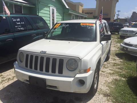 2007 Jeep Patriot for sale in Saint Augustine, FL