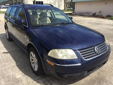 2004 Volkswagen Passat for sale in Saint Augustine, FL