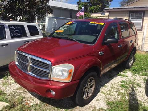 2006 Dodge Durango for sale in Saint Augustine, FL