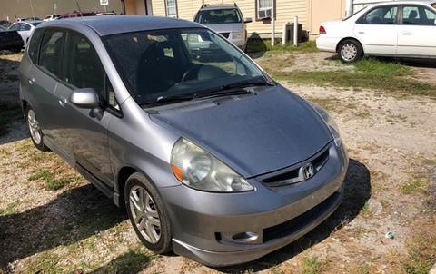 2007 Honda Fit for sale in Saint Augustine, FL