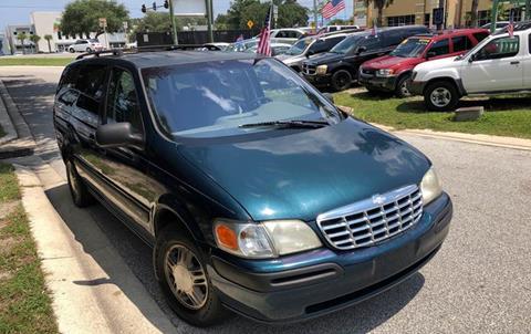 1997 Chevrolet Venture for sale in Saint Augustine, FL