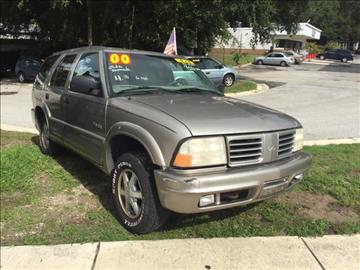 2000 Oldsmobile Bravada for sale in Saint Augustine, FL
