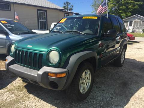2003 Jeep Liberty for sale in Saint Augustine, FL