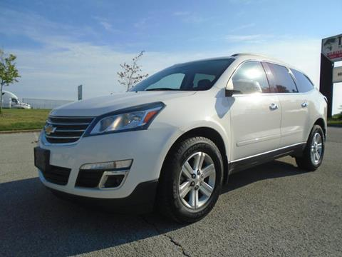 2013 Chevrolet Traverse for sale in Wentzville, MO