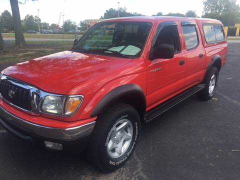 2004 Toyota Tacoma for sale in Belton, SC