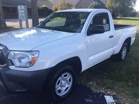 2014 Toyota Tacoma for sale in Belton, SC