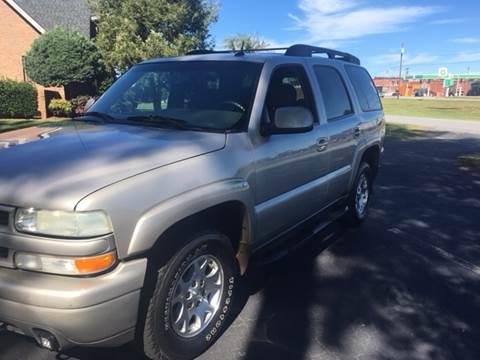 2004 Chevrolet Tahoe for sale in Belton, SC
