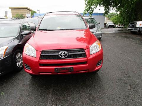 2010 Toyota RAV4 for sale at FIRST CLASS AUTO in Arlington VA