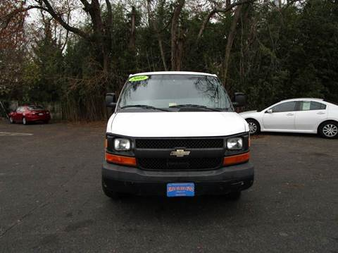 2010 Chevrolet Express Passenger for sale at FIRST CLASS AUTO in Arlington VA