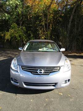 2012 Nissan Altima for sale at FIRST CLASS AUTO in Arlington VA
