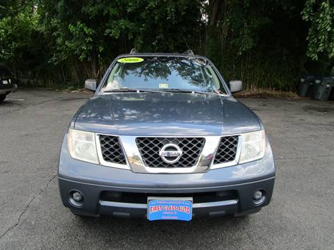 2006 Nissan Pathfinder for sale in Arlington, VA