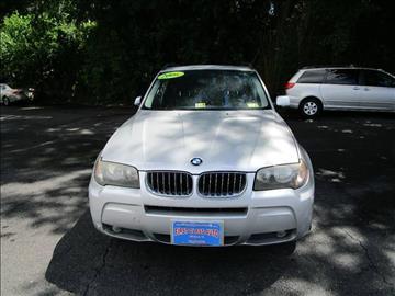 2006 BMW X3 for sale in Arlington, VA