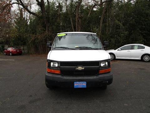 2011 Chevrolet Express Passenger for sale in Arlington, VA