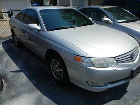 2002 Toyota Camry Solara for sale in St. Louis, MO