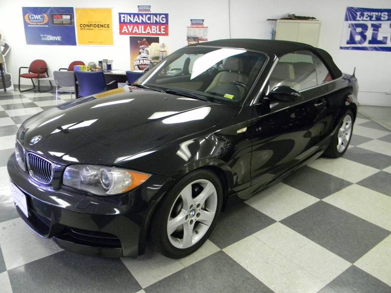 2008 Bmw 1 Series 135i 2dr Convertible In St. Louis MO - Lindenwood ...