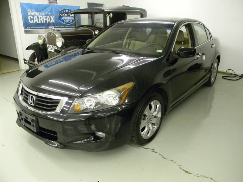 2010 Honda Accord EX L V6 4dr Sedan W/Navi   St. Louis