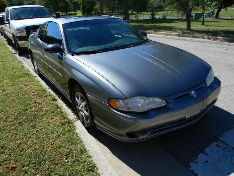 2004 chevrolet monte carlo ls 2dr coupe in st louis mo lindenwood auto center. Black Bedroom Furniture Sets. Home Design Ideas