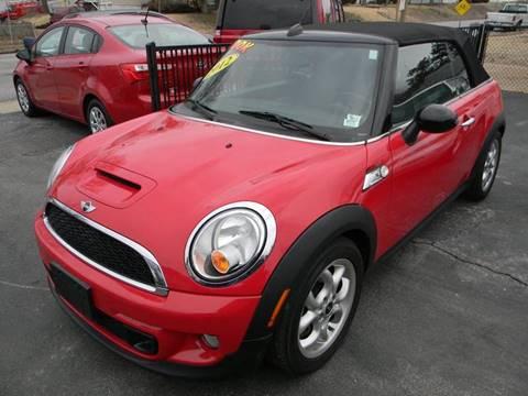 used mini cooper convertible for sale in missouri - carsforsale®