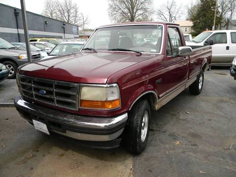 1996 Ford F-150 for sale in St. Louis, MO