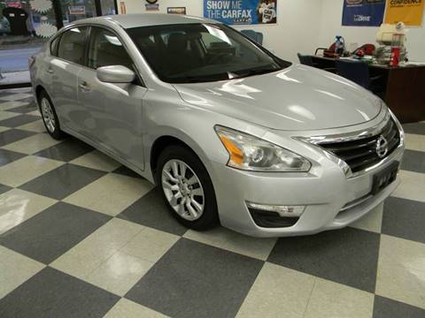 2014 Nissan Altima for sale at Lindenwood Auto Center in St. Louis MO