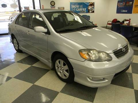 2005 Toyota Corolla for sale at Lindenwood Auto Center in St. Louis MO