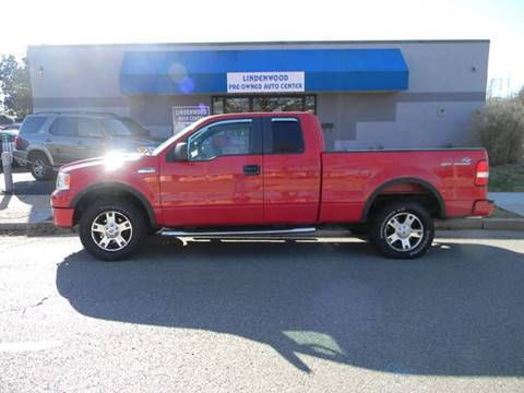 2008 Ford F-150 for sale at Lindenwood Auto Center in St. Louis MO