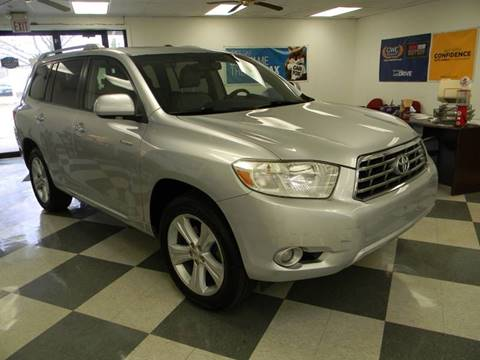 2009 Toyota Highlander for sale at Lindenwood Auto Center in St. Louis MO