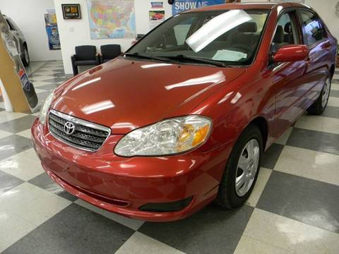 2007 Toyota Corolla for sale at Lindenwood Auto Center in St. Louis MO