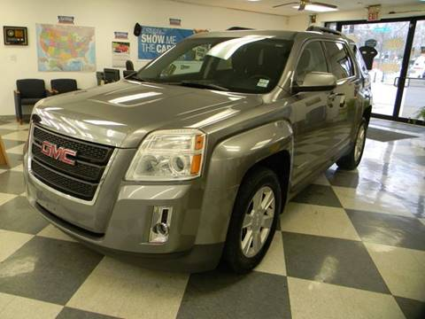 2012 GMC Terrain for sale at Lindenwood Auto Center in St. Louis MO