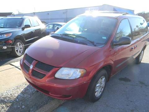 2003 Dodge Grand Caravan for sale at Lindenwood Auto Center in St. Louis MO