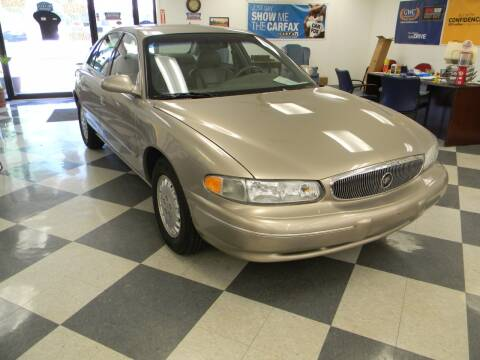 2001 Buick Century for sale at Lindenwood Auto Center in St. Louis MO