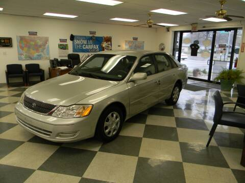 2002 Toyota Avalon for sale at Lindenwood Auto Center in St. Louis MO