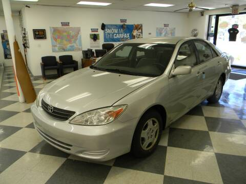 2003 Toyota Camry for sale at Lindenwood Auto Center in St. Louis MO