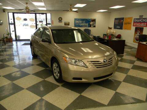 2007 Toyota Camry for sale at Lindenwood Auto Center in St. Louis MO