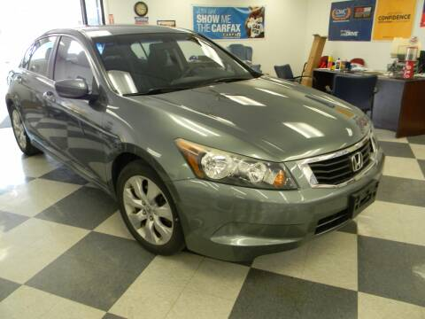 2009 Honda Accord for sale at Lindenwood Auto Center in St. Louis MO