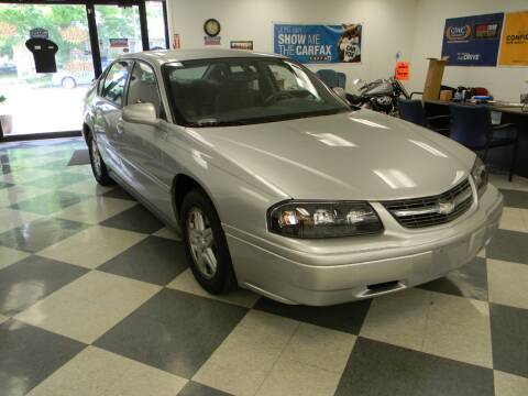 2005 Chevrolet Impala for sale at Lindenwood Auto Center in St. Louis MO