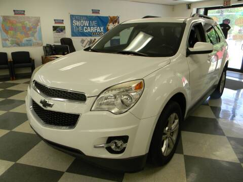 2015 Chevrolet Equinox for sale at Lindenwood Auto Center in St. Louis MO