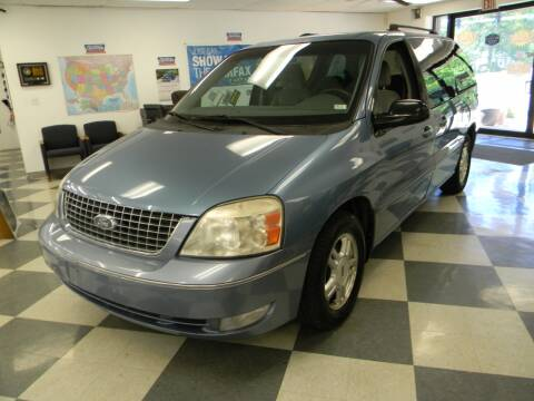 2007 Ford Freestar for sale at Lindenwood Auto Center in St. Louis MO