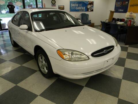 2003 Ford Taurus for sale at Lindenwood Auto Center in St. Louis MO