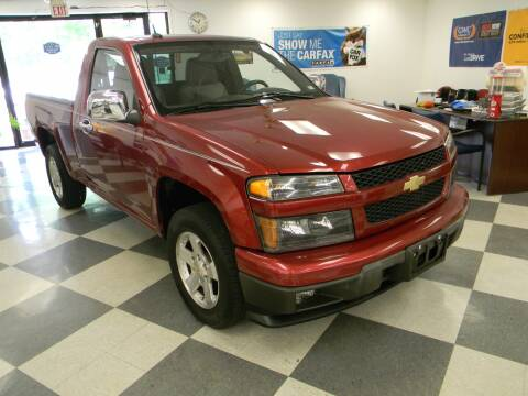 2011 Chevrolet Colorado for sale at Lindenwood Auto Center in St. Louis MO