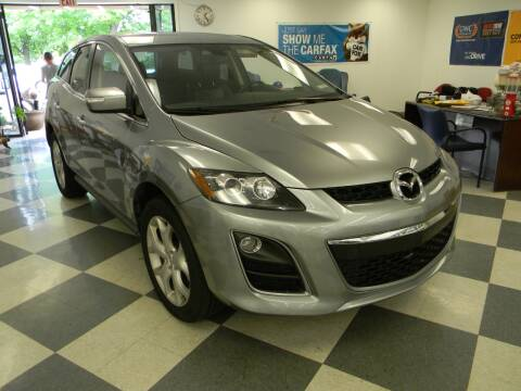 2010 Mazda CX-7 for sale at Lindenwood Auto Center in St. Louis MO