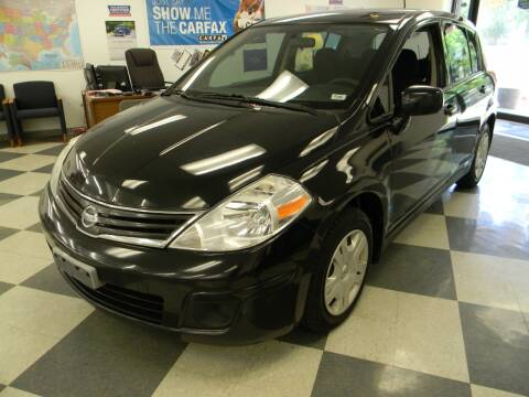 2010 Nissan Versa for sale at Lindenwood Auto Center in St. Louis MO