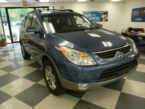 2012 Hyundai Veracruz for sale at Lindenwood Auto Center in St. Louis MO