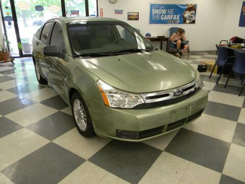 2008 Ford Focus for sale at Lindenwood Auto Center in St. Louis MO