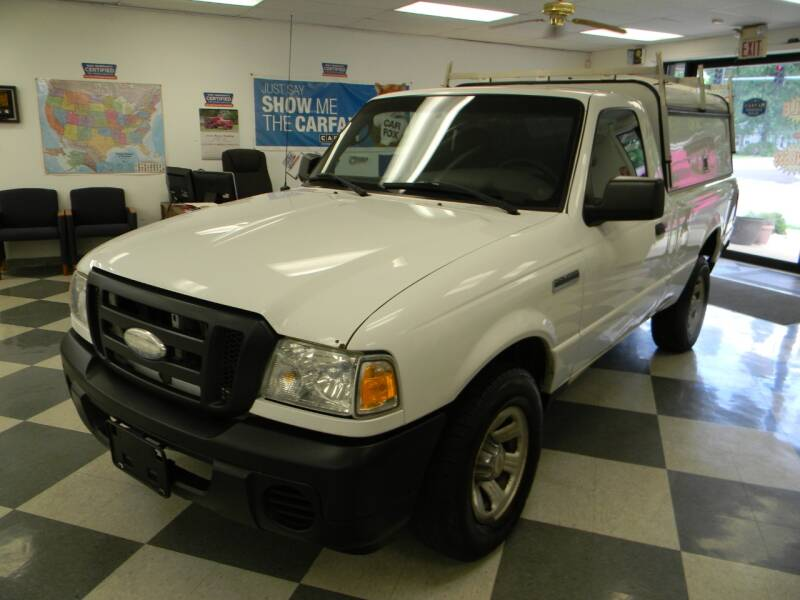 2008 Ford Ranger for sale at Lindenwood Auto Center in St. Louis MO