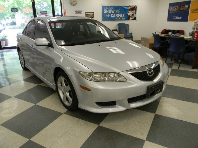 2004 Mazda MAZDA6 for sale at Lindenwood Auto Center in St. Louis MO