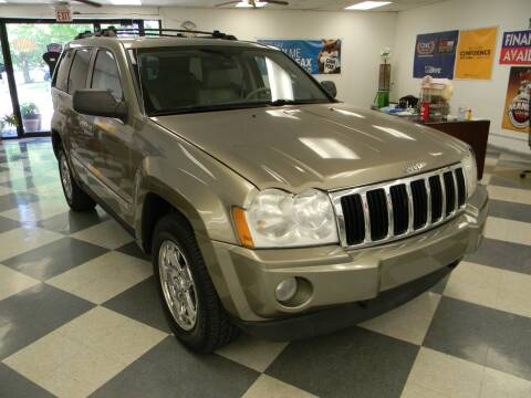 2005 Jeep Grand Cherokee for sale at Lindenwood Auto Center in St. Louis MO