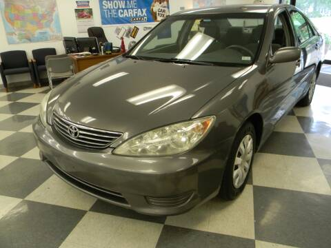 2005 Toyota Camry for sale at Lindenwood Auto Center in St. Louis MO