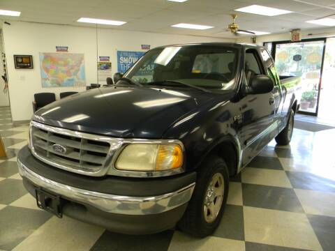 2003 Ford F-150 for sale at Lindenwood Auto Center in St. Louis MO